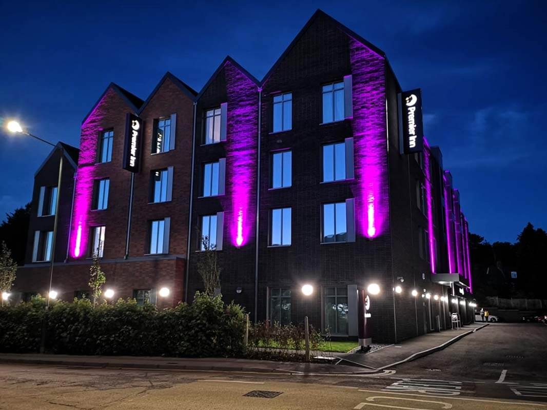 MDMS Ltd Premier Inn Electrical Services