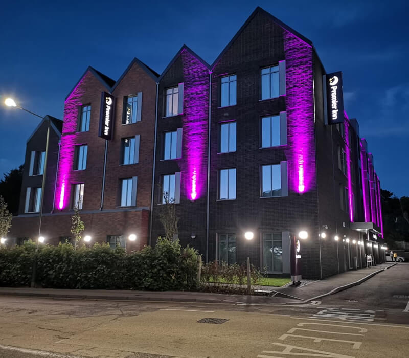 MDMS Ltd Premier Inn Electrical Services